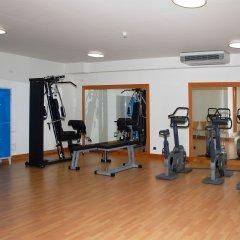 Hotel Planet Ареццо фитнесс-зал