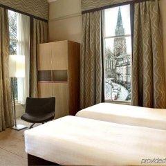 Отель Edinburgh Grosvenor Hotel Великобритания, Эдинбург - отзывы, цены и фото номеров - забронировать отель Edinburgh Grosvenor Hotel онлайн комната для гостей фото 2