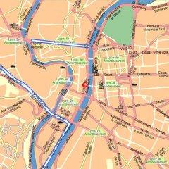 Отель Boscolo Lyon Франция, Лион - отзывы, цены и фото номеров - забронировать отель Boscolo Lyon онлайн городской автобус