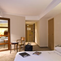 Отель B-aparthotel Ambiorix Бельгия, Брюссель - отзывы, цены и фото номеров - забронировать отель B-aparthotel Ambiorix онлайн комната для гостей фото 5