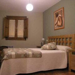 Отель Apartamentos La Luna Сос-дель-Рей-Католико комната для гостей фото 5