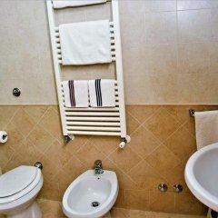 Отель Le Pleiadi Италия, Помпеи - отзывы, цены и фото номеров - забронировать отель Le Pleiadi онлайн ванная