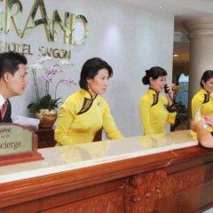 Grand Hotel Saigon питание