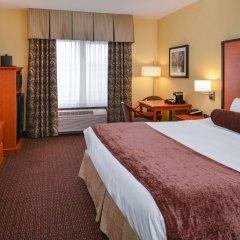 Отель Best Western Plus Cascade Inn & Suites комната для гостей