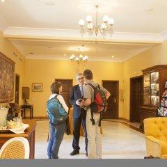 Отель Villa Jerez Испания, Херес-де-ла-Фронтера - отзывы, цены и фото номеров - забронировать отель Villa Jerez онлайн интерьер отеля фото 2