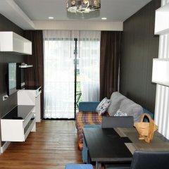 Отель Dusit Grand Park By Lurii Паттайя комната для гостей