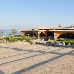 Отель Helnan Taba Bay Resort парковка