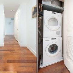 Апартаменты Capitol Hill Fully Furnished Apartments, Sleeps 5-6 Guests Вашингтон удобства в номере