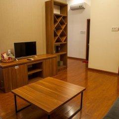 Отель Trieu Khang Hotel Вьетнам, Камрань - отзывы, цены и фото номеров - забронировать отель Trieu Khang Hotel онлайн комната для гостей фото 5