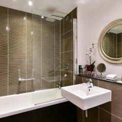 Отель Fraser Suites Glasgow Великобритания, Глазго - отзывы, цены и фото номеров - забронировать отель Fraser Suites Glasgow онлайн ванная