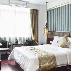 Shenzhen Haomei Business Hotel Шэньчжэнь комната для гостей фото 2