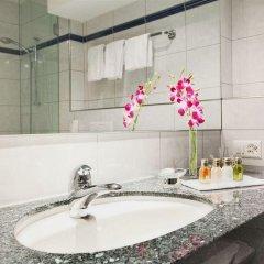 Отель Kongress Hotel Davos Швейцария, Давос - отзывы, цены и фото номеров - забронировать отель Kongress Hotel Davos онлайн ванная фото 2