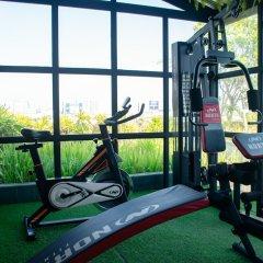 Отель NARRA Бангкок фитнесс-зал фото 2