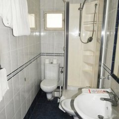 Отель HHB Hotel Италия, Флоренция - 7 отзывов об отеле, цены и фото номеров - забронировать отель HHB Hotel онлайн ванная фото 2