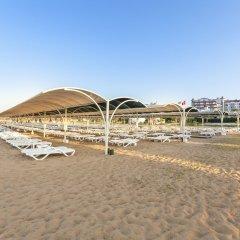 Bella Resort & Spa Турция, Сиде - отзывы, цены и фото номеров - забронировать отель Bella Resort & Spa - All Inclusive онлайн пляж фото 2