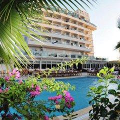 Belkon Турция, Денизяка - отзывы, цены и фото номеров - забронировать отель Belkon онлайн бассейн фото 3