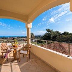 Отель Bello Blu Luxury Villa Родос балкон
