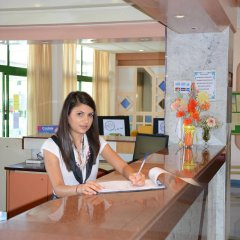 Artemis Hotel Apartments Протарас интерьер отеля