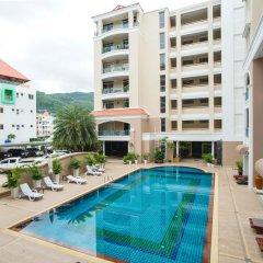 Отель Patong Loft Condo бассейн