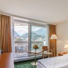 Metropole Swiss Quality Interlaken Hotel комната для гостей фото 3