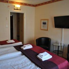 Отель Solsta Hotell Швеция, Карлстад - отзывы, цены и фото номеров - забронировать отель Solsta Hotell онлайн удобства в номере