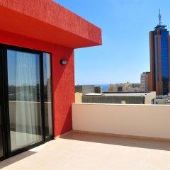 Отель Sogdiana балкон