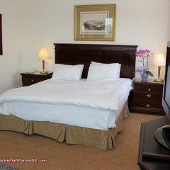Ambassador Hotel Jerusalem Израиль, Иерусалим - отзывы, цены и фото номеров - забронировать отель Ambassador Hotel Jerusalem онлайн комната для гостей фото 5