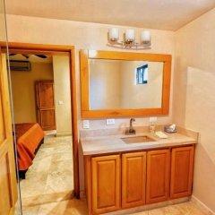 Отель Casa Cathleen Мексика, Педрегал - отзывы, цены и фото номеров - забронировать отель Casa Cathleen онлайн ванная фото 2