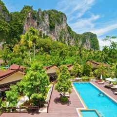 Курортный отель Aonang Phu Petra Resort Ао Нанг бассейн