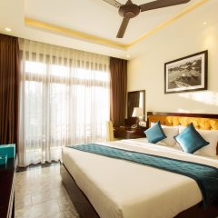 Pearl River Hoi An Hotel & Spa комната для гостей фото 4