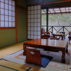 Отель Ryukeien Минамиогуни фитнесс-зал