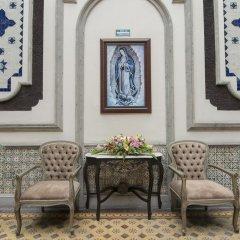 Отель Morales Historical & Colonial Downtown core Мексика, Гвадалахара - отзывы, цены и фото номеров - забронировать отель Morales Historical & Colonial Downtown core онлайн комната для гостей фото 4