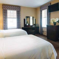Washington Square Hotel комната для гостей