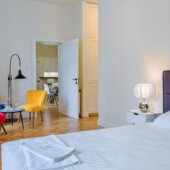 Отель Warsaw Concept Польша, Варшава - отзывы, цены и фото номеров - забронировать отель Warsaw Concept онлайн комната для гостей фото 5