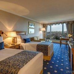 Отель InterContinental Istanbul Стамбул комната для гостей фото 2