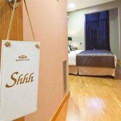Отель Uma Suites Metropolitan спа