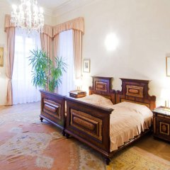 Chateau Hotel Liblice Либлице комната для гостей фото 4