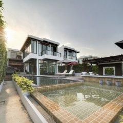 Отель X2 Hua Hin LeBayburi Pranburi Villa фото 2