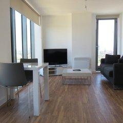 Апартаменты Quay Apartments Солфорд комната для гостей фото 6