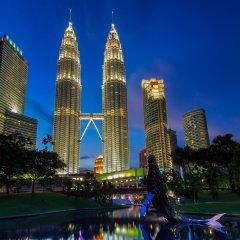 Отель Duta Vista Executive Suites Kuala Lumpur Малайзия, Куала-Лумпур - отзывы, цены и фото номеров - забронировать отель Duta Vista Executive Suites Kuala Lumpur онлайн приотельная территория