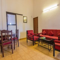 Отель OYO 12423 Home Pool View 1BHK Candolim Гоа комната для гостей фото 3