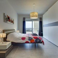 Отель Pure Luxury Apartment With Pool Мальта, Слима - отзывы, цены и фото номеров - забронировать отель Pure Luxury Apartment With Pool онлайн комната для гостей фото 5