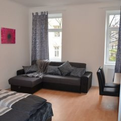 Отель Era - Apartments am Prater 2 Австрия, Вена - отзывы, цены и фото номеров - забронировать отель Era - Apartments am Prater 2 онлайн комната для гостей фото 3