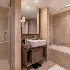 Отель Somerset Millennium Makati Филиппины, Макати - отзывы, цены и фото номеров - забронировать отель Somerset Millennium Makati онлайн ванная