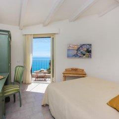 Отель B&B Al Pesce D'Oro Италия, Амальфи - отзывы, цены и фото номеров - забронировать отель B&B Al Pesce D'Oro онлайн комната для гостей фото 4