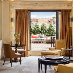 Отель Park Hyatt Milano интерьер отеля