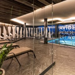 Hotel Avidea Лагундо бассейн фото 4