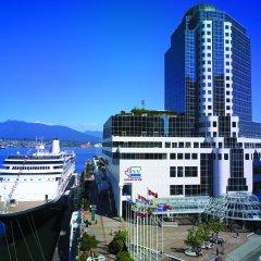 Отель Pan Pacific Vancouver Канада, Ванкувер - отзывы, цены и фото номеров - забронировать отель Pan Pacific Vancouver онлайн пляж фото 2