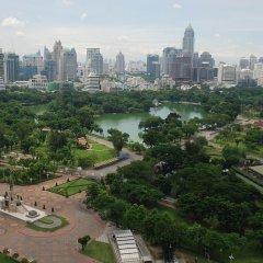 Отель Cloud On Saladaeng Бангкок