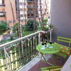 Отель MyRoma Италия, Рим - отзывы, цены и фото номеров - забронировать отель MyRoma онлайн балкон